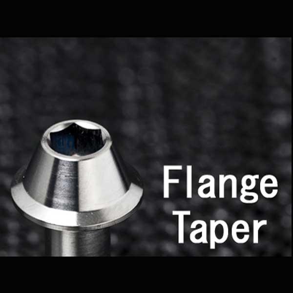 日本特殊螺旋工業 フランジテーパーキャップボルト