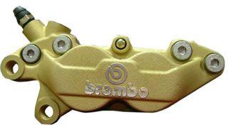 BREMBO 30mm/34mm キャスティング 4ポットキャリパー