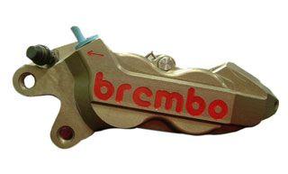 BREMBO 32mm/36mm モノブロック 4ポットキャリパー