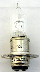 M&Hマツシマ スタンダードハロゲンヘッドライトバルブ PH9 12V30/30W