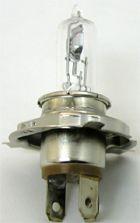 M&Hマツシマ スタンダードハロゲンヘッドライトバルブ H4R 12V60/55W