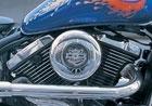 Easy Riders ラウンドエアクリーナーKIT バー&シールド