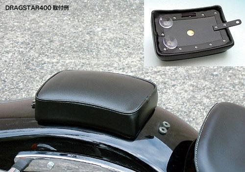 Easy Riders ピリオンシート 吸盤タイプ