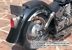 Easy Riders FLHスタイルリアフェンダーKIT Aタイプ
