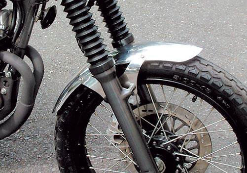 Easy Riders アルミフロントフェンダー