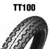 DUNLOP TT100(チューブタイヤ)