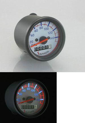 KITACO 140 km/h スピードメーター