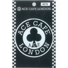 ACE CAFE LONDON デカール 『ACE』 丸