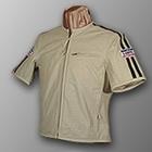 KADOYA パンチングレザーTシャツ PLT-L