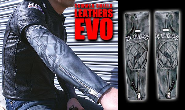 KADOYA SUMMER SHIELD/Leathers Evo