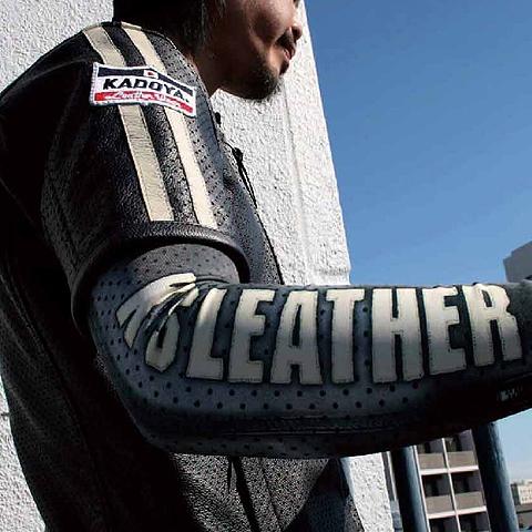 KADOYA ★【特価品】SUMMER SHIELD/Punching Leather