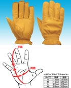 Easy Riders EASYRIDERS別注 G-ER01 GRIP SWANY GLOVE