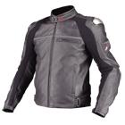 komine JK-533 Titanium Leather Jacket LEVATA HP