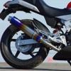 SANSEI Racing ZNICフルエキゾースト マフラー