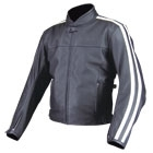 komine JK-530 Leather Jacket BOREA punching