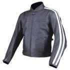 komine JK-530 Leather Jacket BOREA punching