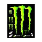One industries ステッカーKIT MONSTER LARGE DE-MOCL