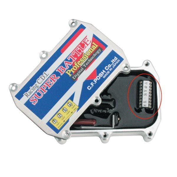 POSH エンデュランスアウタロータKIT用CPU MK-5L(リミッター付)