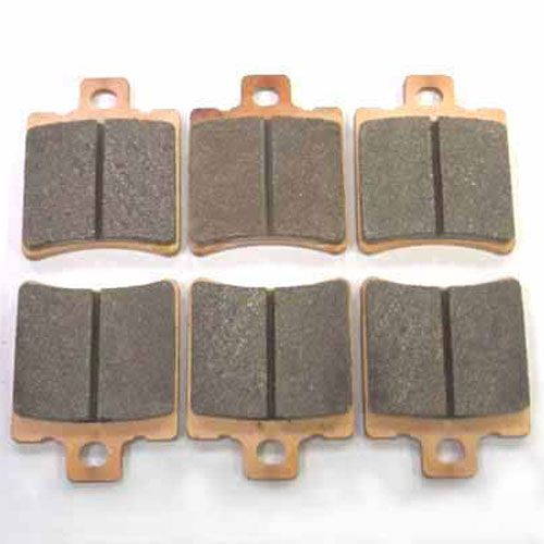 BERINGER ブレーキパッド ロード用 6POT旧型(6パッド)