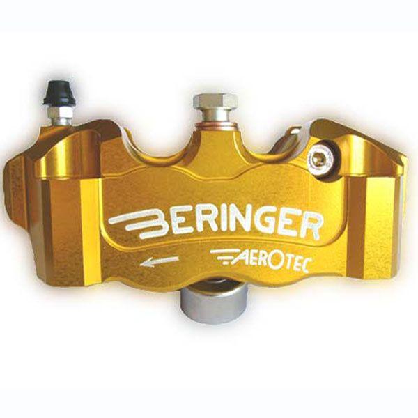 BERINGER AEROTEC 4ピストンラジアルキャリパー 左