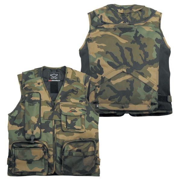 hit-air(無限電光) Vest C type