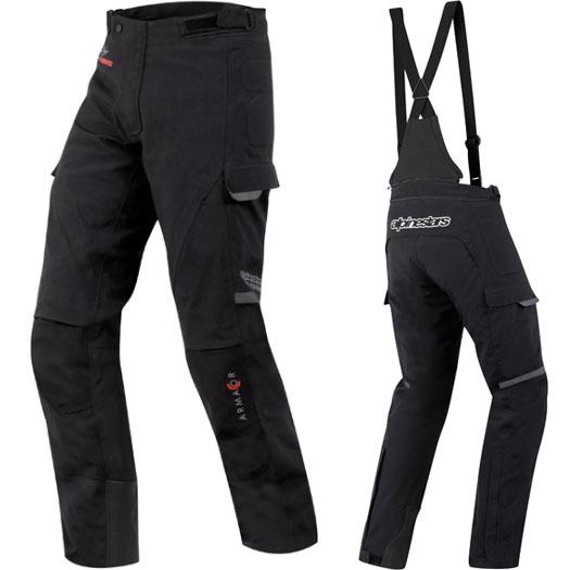 alpinestars TECH ROAD GORE ARMACOR PRO SHELL SHORT PANTS
