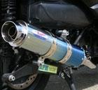 RPM 80D-RAPTOR(ラプター) チタンマフラー