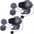 SENA セナ SMH10D-11 フルフェイスヘルメット向きケーブル型マイク デュアルパック(2人用セット)