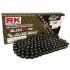RK JAPAN BL520R-XW XWリングチェーン 『BLACK SCALE』