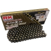 RK JAPAN BL525X-XW XWリングチェーン 『BLACK SCALE』