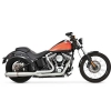 VANCE&HINES STAINLESS HI-OUTPUT 2-1
