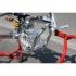 GILD DESIGN FACTORY GC-020専用オプション ダウンチューブ取付ステー加工