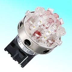 M&Hマツシマ LEDバルブ L・ビーム 12V ウエッジ ストップ/テール用 ナンバー照明付き