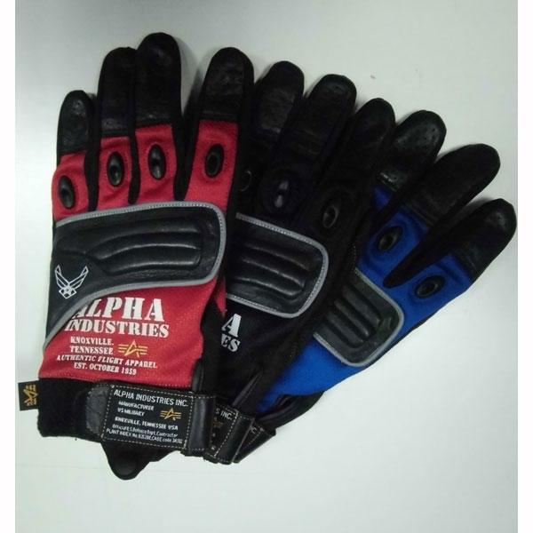ALPHA ★【特価品】G1301 プロテクションメッシュグローブ