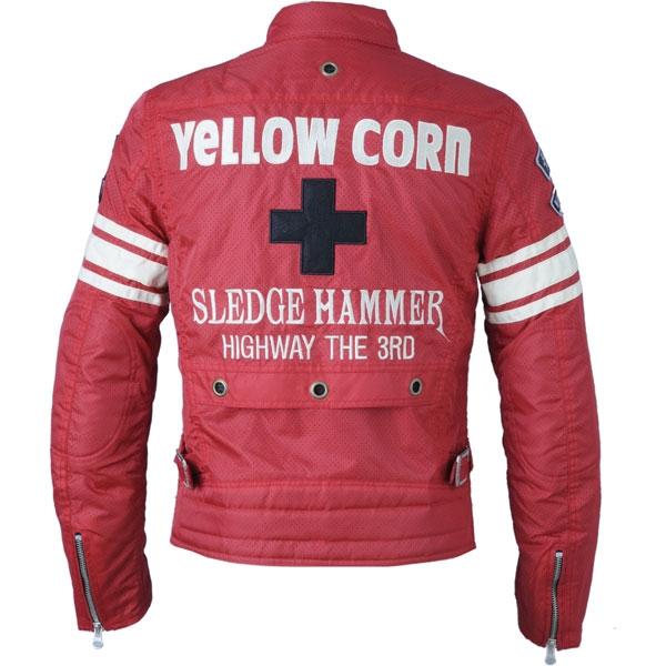 Yellow Corn HIGHWAY MAGICIAN ナイロンツイルジャケット