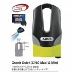 ABUS ABUS Granit Quick37/60 Maxi&Mini