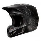 FOX RACING 2014年モデル V4ヘルメット MATTE CARBON