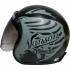 VANSON 【WEB限定】JH-BONE2 ヘルメット + ダムトラックス グラデーショントイブラックシールド