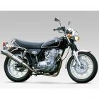 YOSHIMURA JAPAN 機械曲チタンサイクロン チタン/ステンレス Fire Spec(受注生産品)