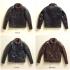 KADOYA ◆送料無料◆【受注生産】HF/N-1 レザージャケット