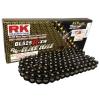 RK JAPAN BL525R-XW XWリングチェーン 『BLACK SCALE』