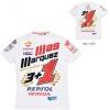 HONDA MOTOGP2014 CHAMPION MARQUEZ Tシャツ