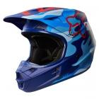FOX RACING 2015年モデル V1 カモ リミテッド エディション ヘルメット