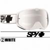 スパイ 2016年モデル WOOT RACE ゴーグル WHITE