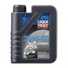 LIQUI MOLY MOTORBIKE 4T 20W50 HD STREET