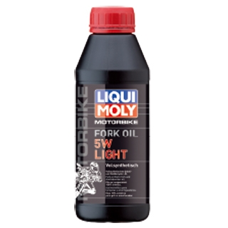 LIQUI MOLY MOTORBIKE FORK OIL 10W MEDIUM