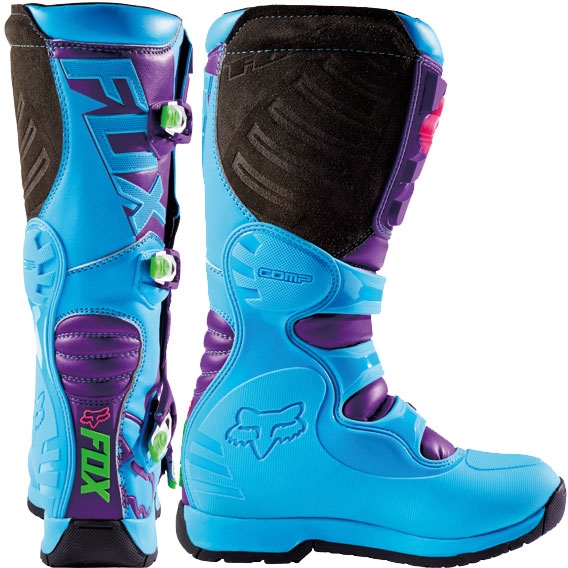 FOX RACING コンプ5 ブーツ LE(Limited Edition)