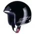 リード工業 【特価品】スモールジェットヘルメット 『ストリートシールド(スモーク)プレゼント』