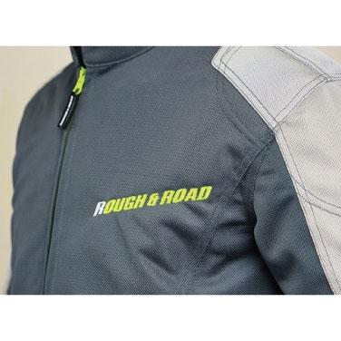 ROUGH&ROAD ラフメッシュジャケット レディース