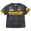 Yellow Corn YB-6116T メッシュTシャツ